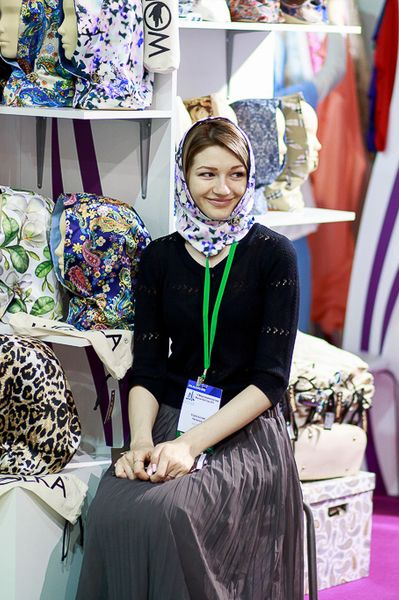 Скромная мода на Modest Fashion Forum 2016