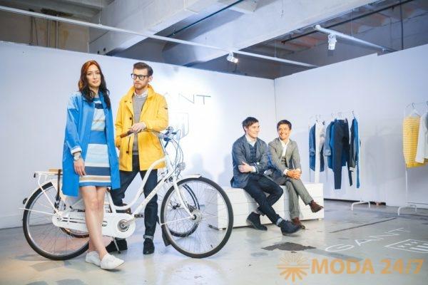 Модели одежды Gant Originals