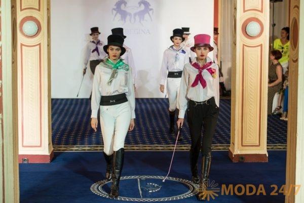 Fashion-фестиваль «Конный стиль»