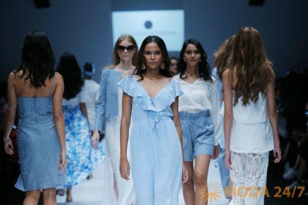 Jakarta Fashion Week 2017: Paulina Katarina