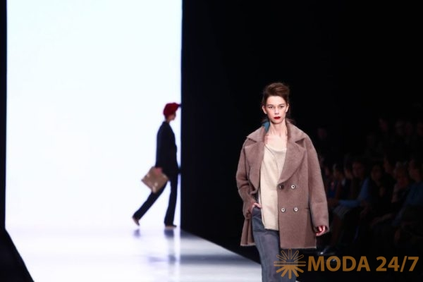 Mercedes-Benz Fashion Week Russia осень 2016
