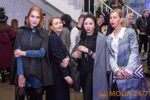 Пространство LEF27+2 для российских дизайнеров