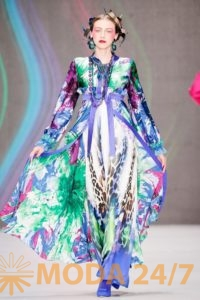 SLAVA ZAITSEV – Mercedes Benz Fashion Week Russia SS-2017