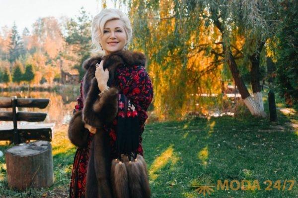 Показ коллекции TSIGANOVA на Estet Fashion Week