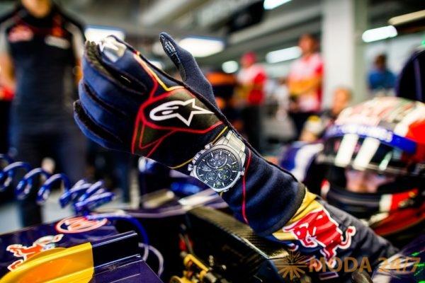 Хоккенхайм , Германия: Российский пилот Даниил Квят выступающий за команду Toro Rosso в Formula-1 на Гран При Германии на трассе Hickenheimring 29 июля.