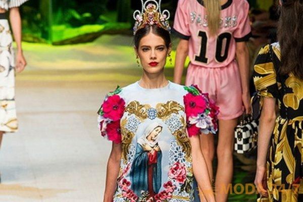 Dolce&Gabbana SS-2017 (весна-лето)