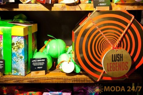 Lush Party и новогодняя коллекция