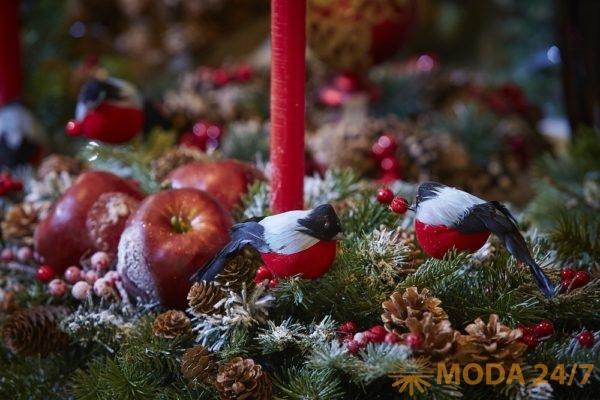 Новогодний базар в «Галерея Неглинная» #новыйгодвнеглинной