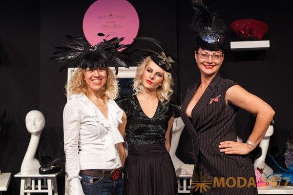 Гости презентации Дома шляпки Lilia Fisher и Лилия Фишер