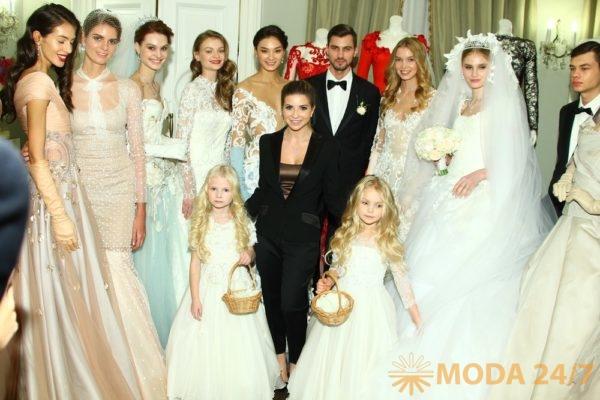 Свадебная коллекция Valentin Yudashkin