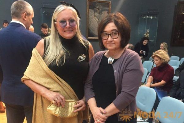 Татьяна Михалкова и Зельфира Трегулова
