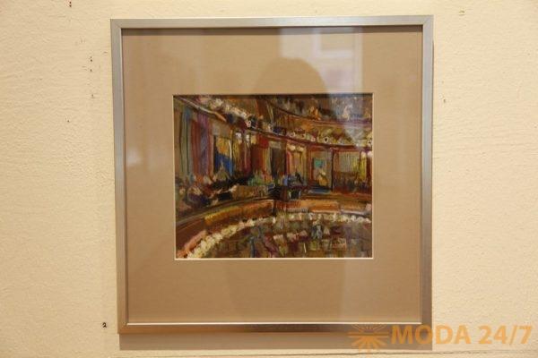 Выставка Елены Ильичевой