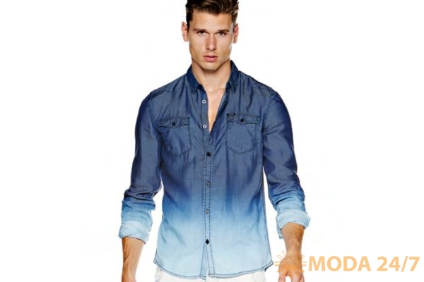 Guess Jeans SS-17 MAN