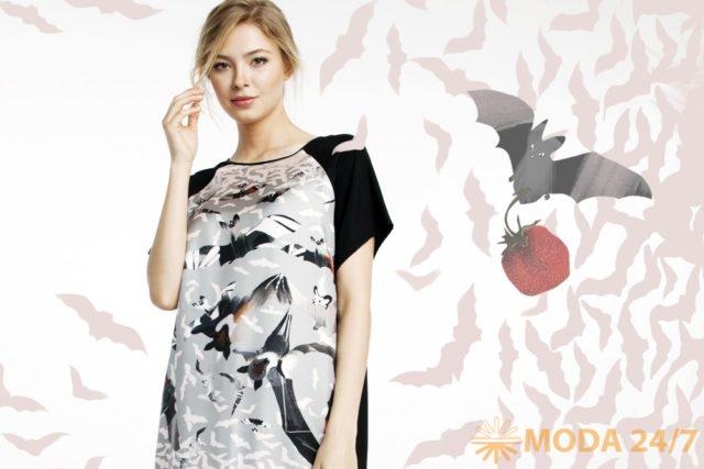 Марка шелковых платков Radical Chic представила первую коллекцию одежды