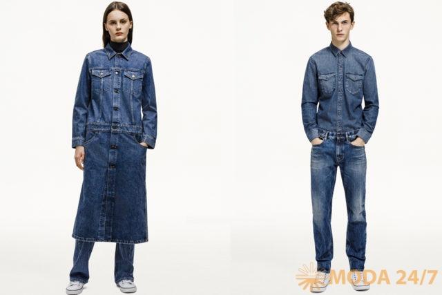 Calvin Klein Jeans AW-2017/18 (осень-зима 2017/18)