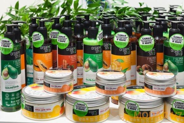 рекорд Organic Shop