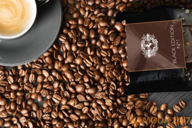 От кофемашины к собственному кофе Miele Black Edition N°1