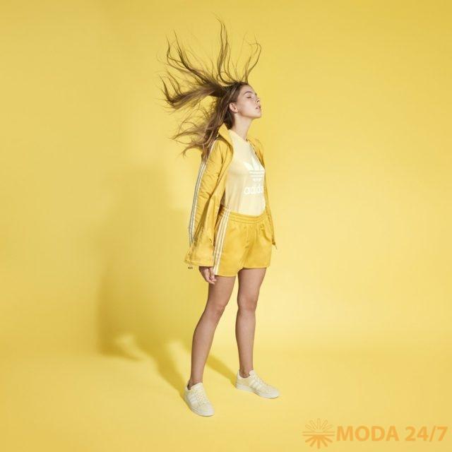 Adicolor-2018 (весна-лето). желтый