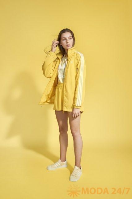 Adicolor-2018 (весна-лето). Девушка. Sun Yellow