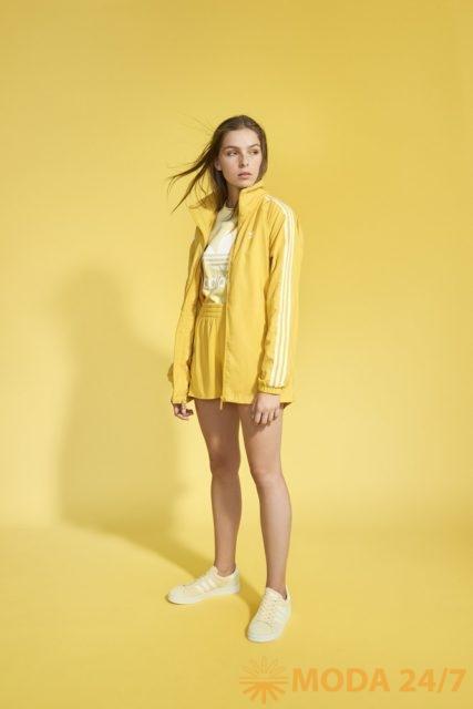 Adicolor-2018 (весна-лето). Sun Yellow