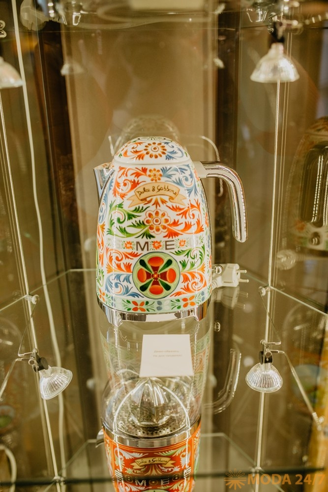 Чайник (коллекция Sicily is My Love , в дизайне D&G)