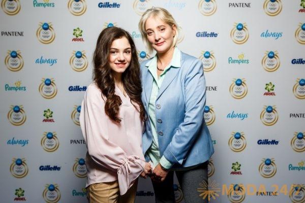 Олимпийские мамы. Фигуристка Евгения Медведева и ее мама Жанна