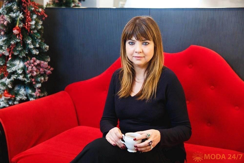 Юлия Добрин (Iulia Dobrin) I.D. Sarrieri в Москве представила коллекцию весна-лето 2018