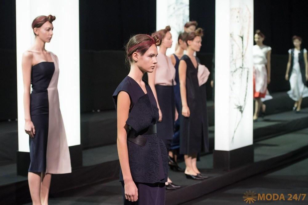 Эрика Зайонц весна-лето 2018 (Erica Zaionts SS-2018). Прямая трансляция Moscow Fashion Week AW-2018/19