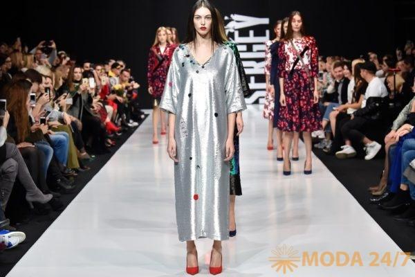 Сергей Сысоев весна-лето 2018 (Sergey Sysoev SS-2018). Прямая трансляция Moscow Fashion Week AW-2018/19