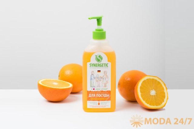 Жидкое мыло с сочными ароматами