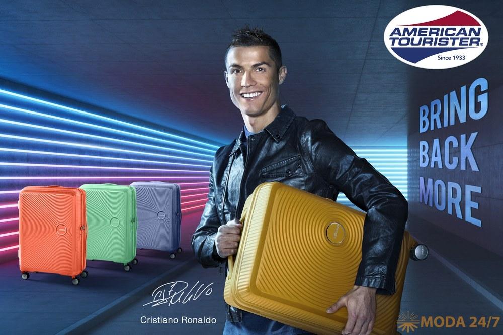American Tourister x Cristiano Ronaldo