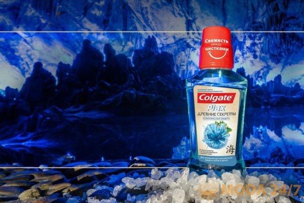 Colgate Plax «Древние секреты». Colgate: новое средство и 5 советов по уходу за полостью рта.