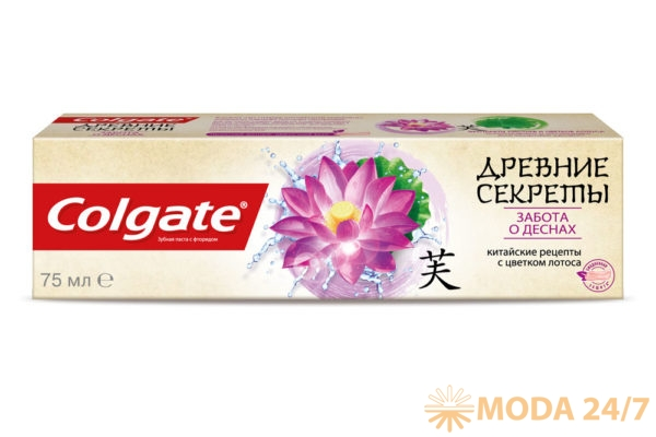 Зубная паста «Забота о деснах». Colgate: новое средство и 5 советов по уходу за полостью рта
