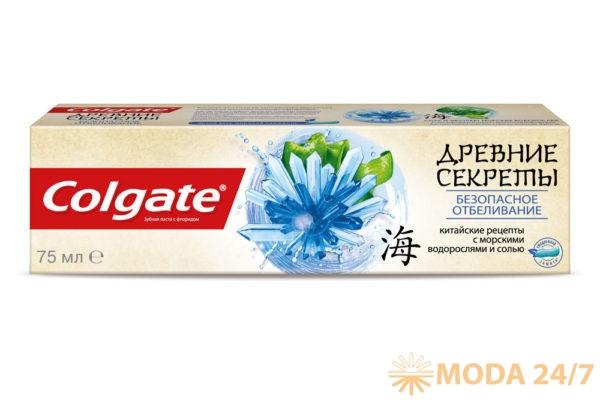 Зубная паста «Безопасное отбеливание». Colgate: новое средство и 5 советов по уходу за полостью рта