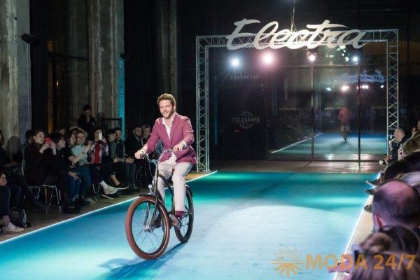 Константин Крюков. Electra SS-2018 (весна-лето 2018)