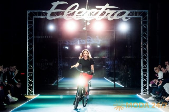 Дина Силина. Electra SS-2018 (весна-лето 2018)