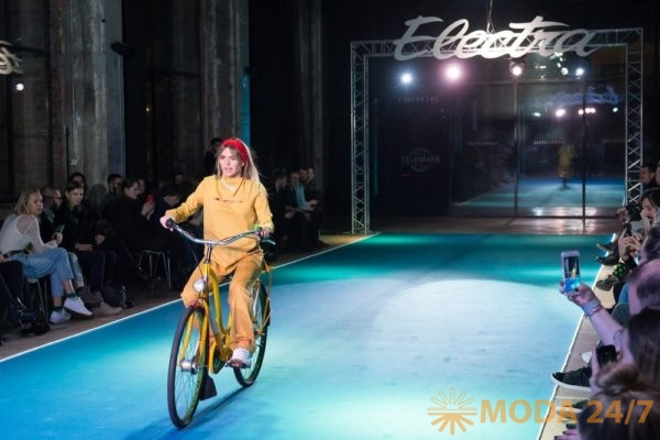 Анна Хилькевич. Electra SS-2018 (весна-лето 2018)