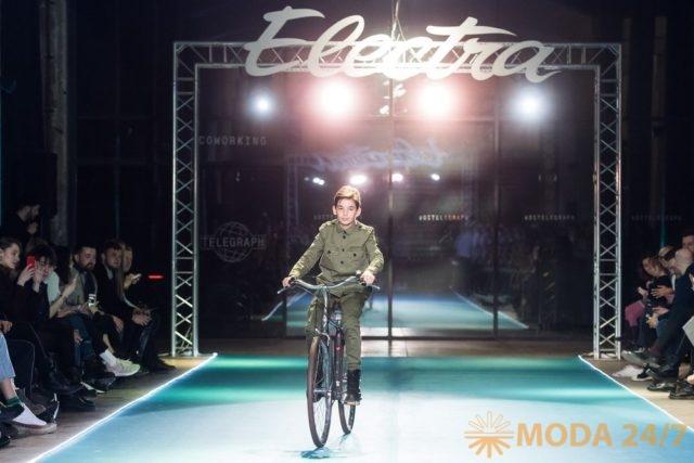 Марк Берман. Electra SS-2018 (весна-лето 2018)