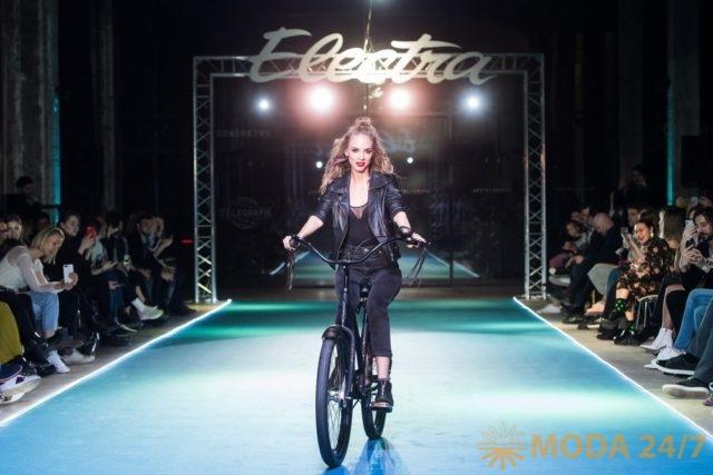Надежда Сысоева. Electra SS-2018 (весна-лето 2018)