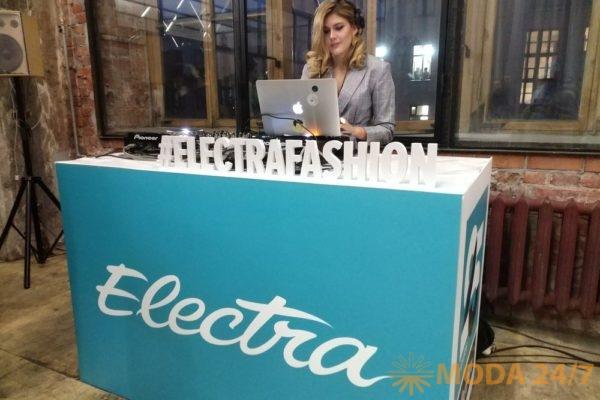 Ксения Дукалис. Electra SS-2018 (весна-лето 2018)