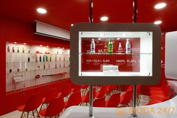 В России открылся девятый музей Coca-Cola