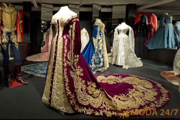 Отрытое хранение «Галерея костюма» Государственного Эрмитажа. Интермузей-2018