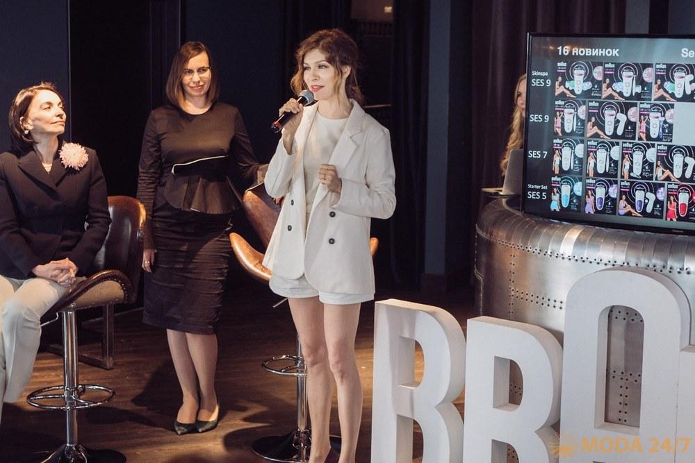 Актриса Елена Подкаминская рассказывает об эпиляторах Braun Silk-épil. Новые эпиляторы Braun с технологией SensoSmart™ #beautyready