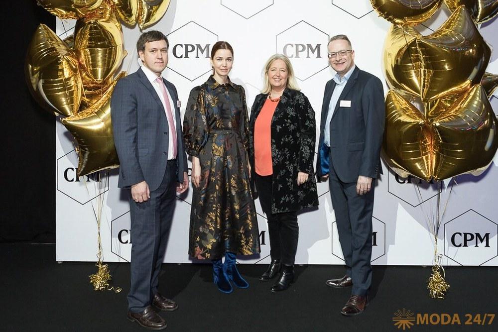 CPM fashion brunch прошел в Москве