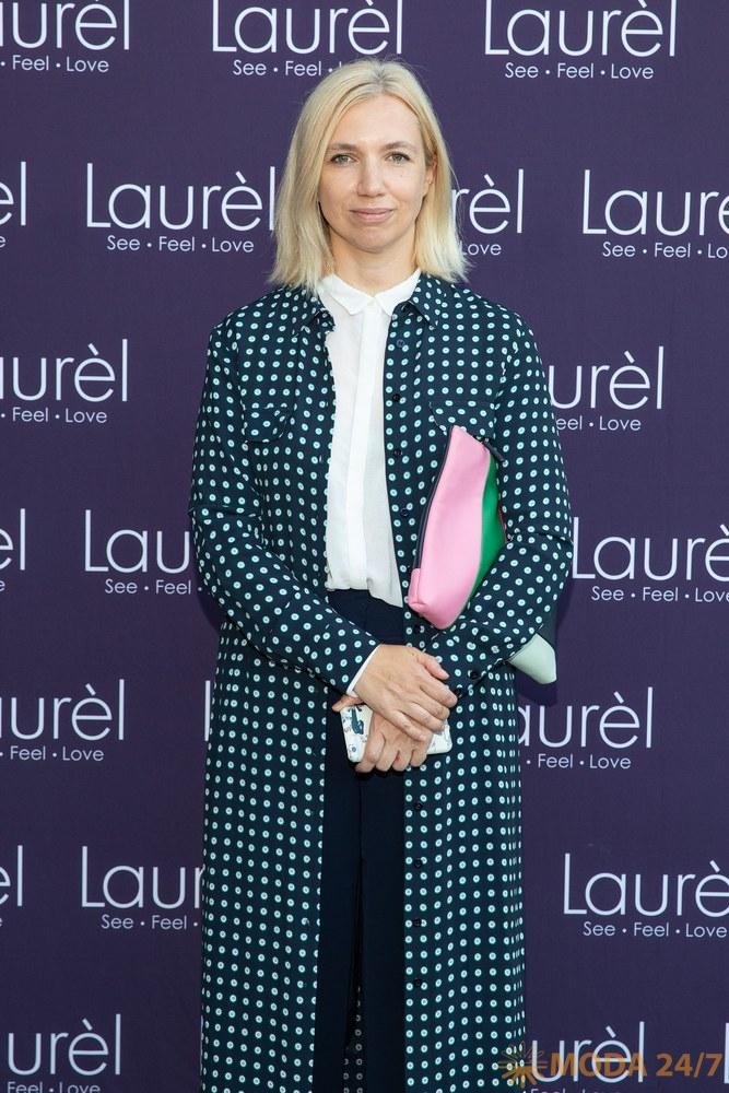 Анна Бурашова. Laurèl SS-2019 (весна-лето 2019)