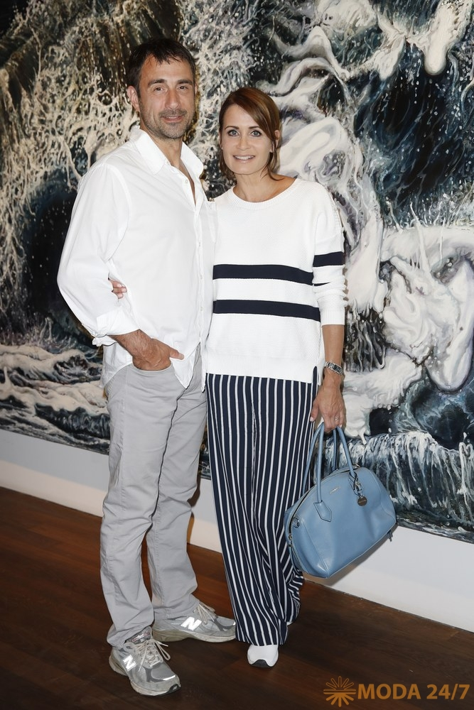 Оливер Хаас (Oliver Haas) и Аня Клинг (Anja Kling). Laurèl SS-2019 (весна-лето 2019)
