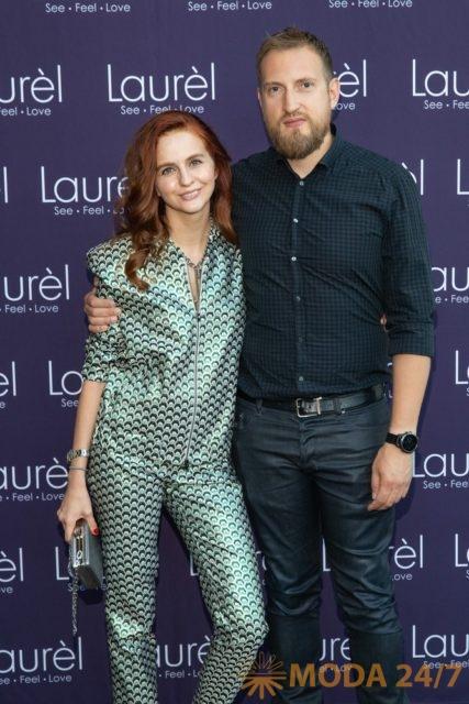 Юлия Прудько и Алекс Орлов. Laurèl SS-2019 (весна-лето 2019)