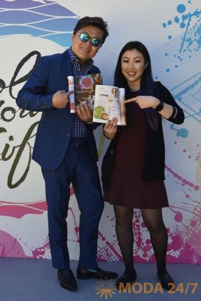 Виктор Чанг (Victor Chang) CEO J.CAT Beauty. 6 новых брендов декоративной косметики Л'Этуаль