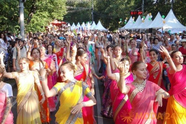 Праздник посвященный Дню независимости Индии пройдет в московских Сокольниках