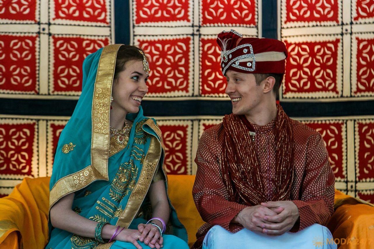 Модный фестиваль Индии